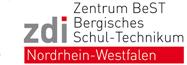 Logo des zdi - Zukunft durch Inovation - Nordrhein-Westfahlen